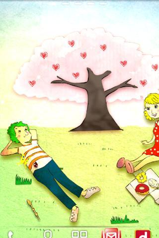 Love Tree ライブ壁紙 トライアル