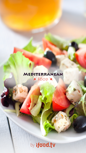 Mediterranean Food by iFood.tv - screenshot