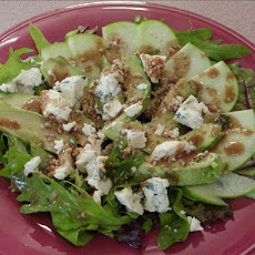 Pear and Avocado Salad
