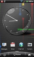 Screenshot of Custom Clock Widget Free