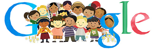 Google Doodle Childrens Day 2013