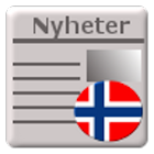 Norwegian newspapers icon