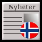 Norwegian newspapers icon