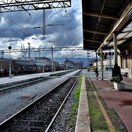 Ništa na vidiku by Jelena Puškarić - Transportation Trains (  )