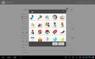 Screenshot of VCOrganizer Tab+