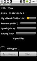Screenshot of Wifi Catching