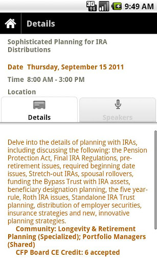 【免費教育App】FPA Experience 2011-APP點子