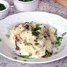 Nola's Mashed Red Potatoes