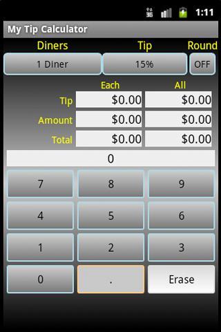 My Tip Calculator