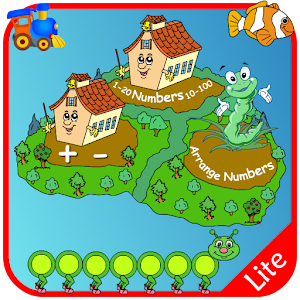 Kindergarten Math Islands Lite