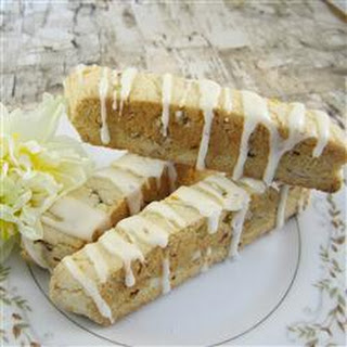 Orange Almond Biscotti I