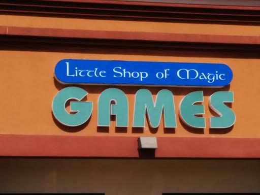 Little Shop of Magic