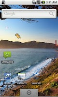 Screenshot of Xnekodroid (Neko for Android)