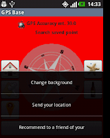 Screenshot of GPS Base