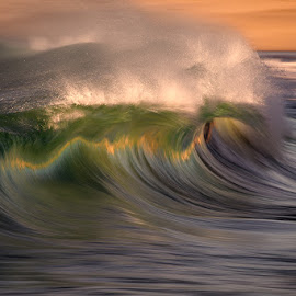 Beat of the Ocean by Hugh-Daniel Grobler - Landscapes Waterscapes