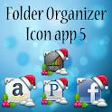 Icon App 5 Folder Organizer icon