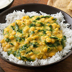 Easy Spinach Dal (Dhal, Dhall) Recipe
