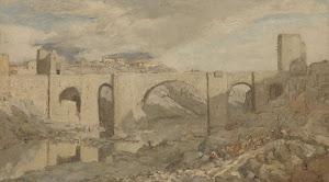 RIJKS: Marius Bauer: painting 1903