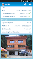 Screenshot of Horská služba