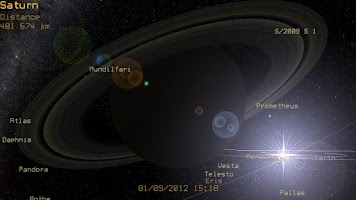 Screenshot of Pocket Planets Lite