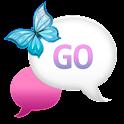 GO SMS - Precious Candy Sky icon