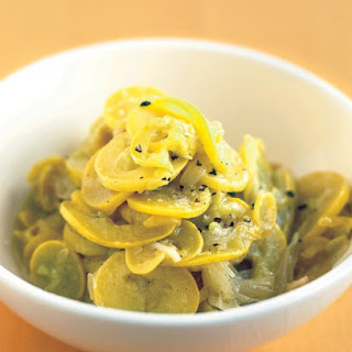 Slow-Cooked Yellow Squash