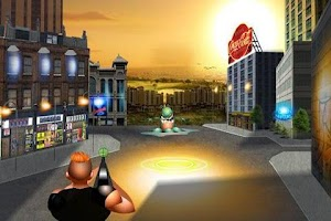 Screenshot of Rise of The Aliens