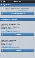 Screenshot of Schantz Agency