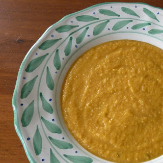 Roasted Butternut Squash and Apple Soup for a Crisp Autumn Day