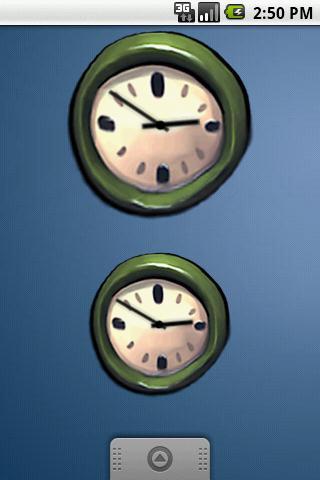 Buuf Clock Widget