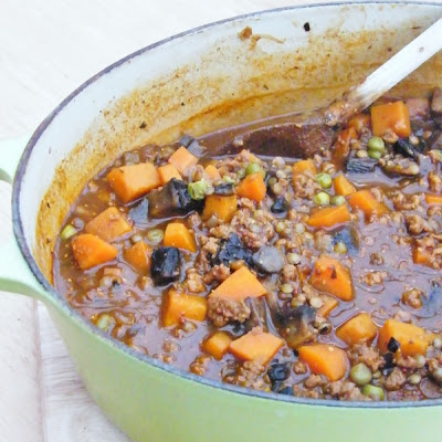 Vegetable and Lentil Stew