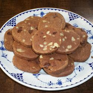 Chocolate Refrigerator Cookies