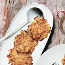 Oven-Roasted Hash Brown Cakes