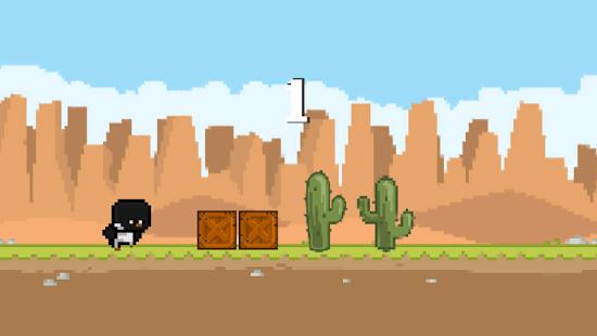 Desert-Penguin