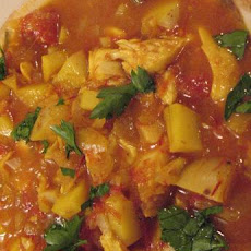 Moosewood's Italian Fish Stew
