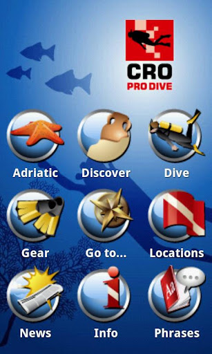 mX Diving Croatia - Top Guide