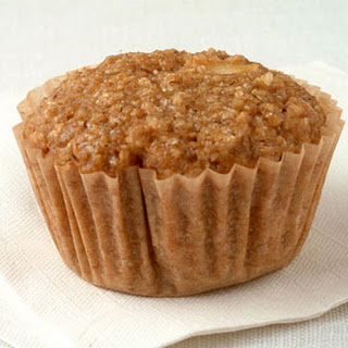 Double Apple Bran Muffins