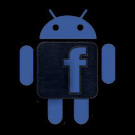 'Face'droid by Arjun Sabesh - Web & Apps App Icons ( android, facebook )