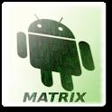 3D Matrix Live Wallpaper icon