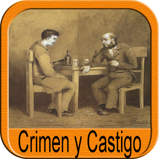 Crimen y Castigo - Dostoievski LOGO-APP點子