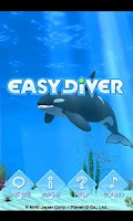 Screenshot of LINE EASY DIVER