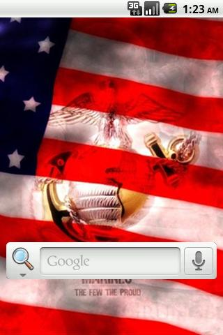 玩個人化App|美海軍陸戰隊現場長城。免費|APP試玩
