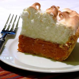 Sweet Potato Pie With Marshmallows Recipes