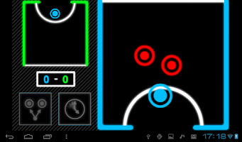 Screenshot of Shockey - Online Air Hockey