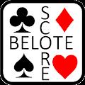 App Belote Score APK for Kindle
