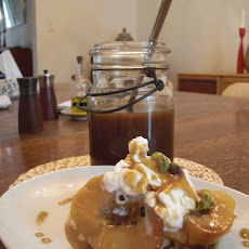 Cardamom Butterscotch Sauce