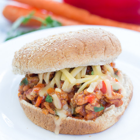 BBQ Turkey Sloppy Joes