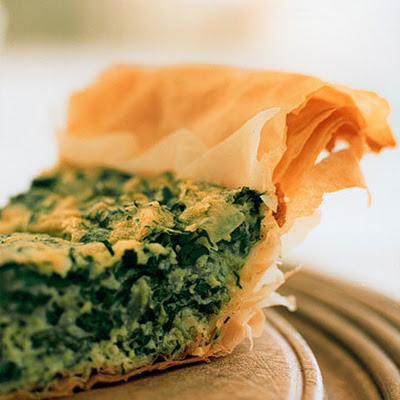 Spinach-Dill Pie