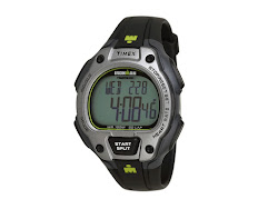 Timex - IRONMAN Road Trainer Heart Rate Monitor Black/Gray/Lime Green Resin Strap Watch (Black/Gray/Green) - Jewelry