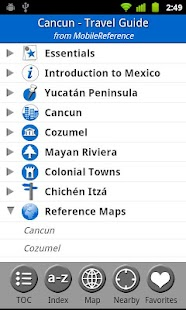 Cancun & Yucatan - FREE Guide - screenshot
